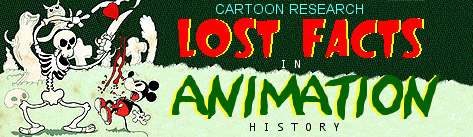 lost animation history