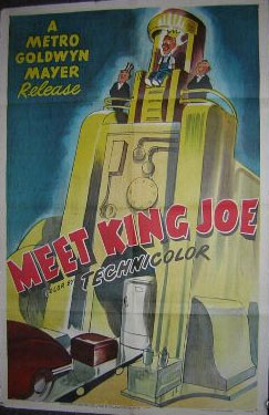 rare mgm poster
