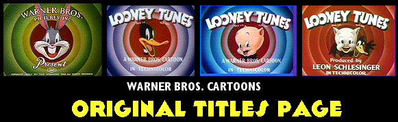 warner original titles page
