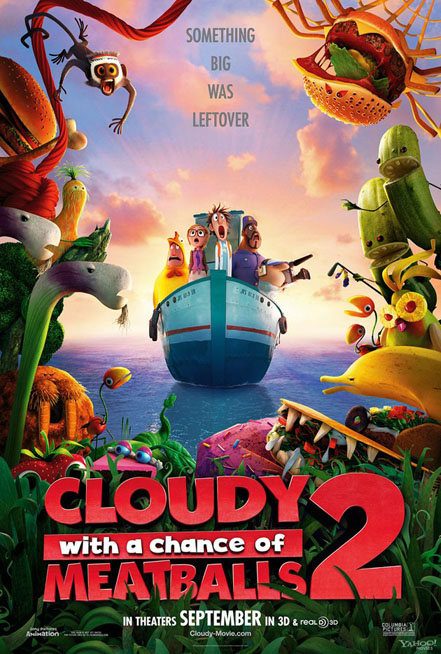 CLOUDY2Teaser_Poster