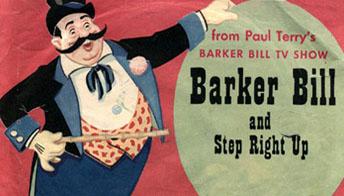 """Terrytoons """"Barker Bill"""""""