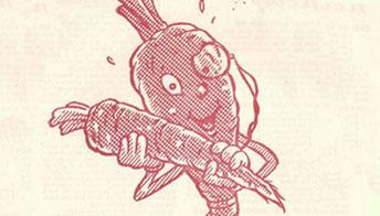 "Walt Disney's Forgotten ""Carrot"" Characters"