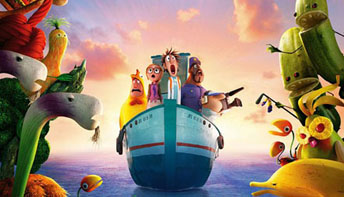 Trailer: Cloudy With A Chance of Meatballs 2
