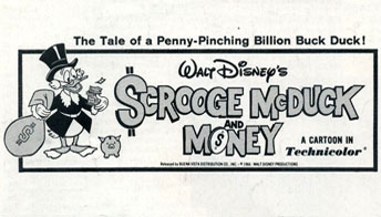 Scrooge McDuck And Money (1967)