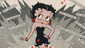 Betty Boop in &#8220;Be Up To Date&#8221; (1938)