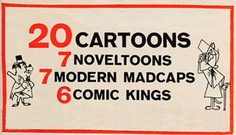 Theatrical Cartoons 1961-62