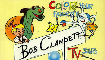 The Bob Clampett Coloring Book