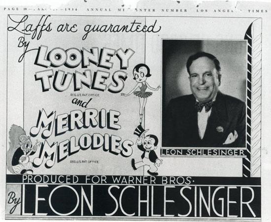 Image result for leon schlesinger