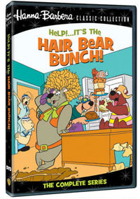 Dvd Review Help Its The Hair Bear Bunch
