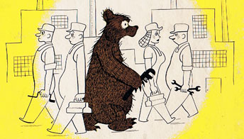 Frank Tashlin&#8217;s &#8220;The Bear That Wasn&#8217;t&#8221;