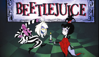 "DVD REVIEW: Nelvana's ""Beetlejuice: The Complete Series"""