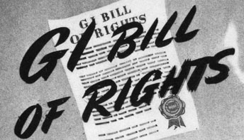 """GI Bill Of Rights"" (1946)"