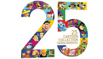 DVD REVIEW: Best of Warner Bros. 25 Cartoon Collection: Hanna-Barbera