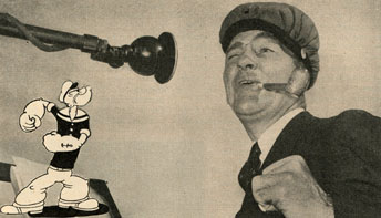 Who Is Harry Welch – and Was He Ever The Voice of Popeye?