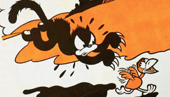 Fleischer Fun, part 1:  'Singin' like the Birdies Sing'