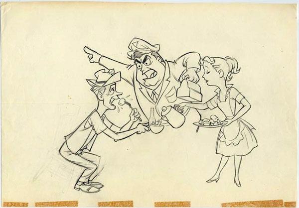 honeymooners-drawing