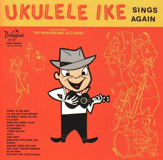 From Ukulele Ike To Jiminy Cricket Cliff Edwards