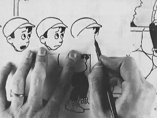 How Animated Cartoons Are Made 1919