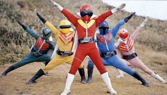 Super Sentai Shows