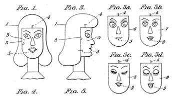 "George Pal's Original ""Puppetoon"" Patent"