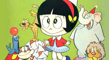 "That Strange, Strange Little Girl: ""Sarutobi Ecchan""(1971)"