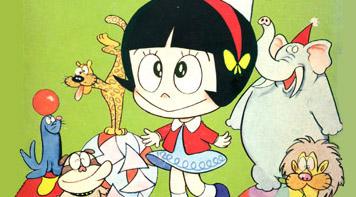 """That Strange, Strange Little Girl: """"Sarutobi Ecchan""""(1971)"""