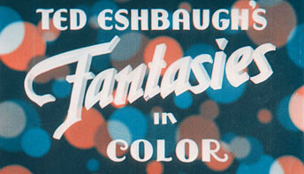 Work-In-Progress: Restoring Eshbaugh Films in Color