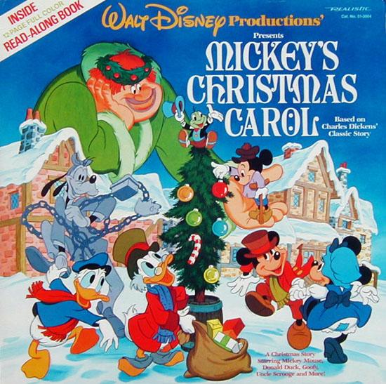 "Mickey's Christmas Carol"" |"