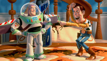 In His Own Words:  Steve Segal on Toy Story