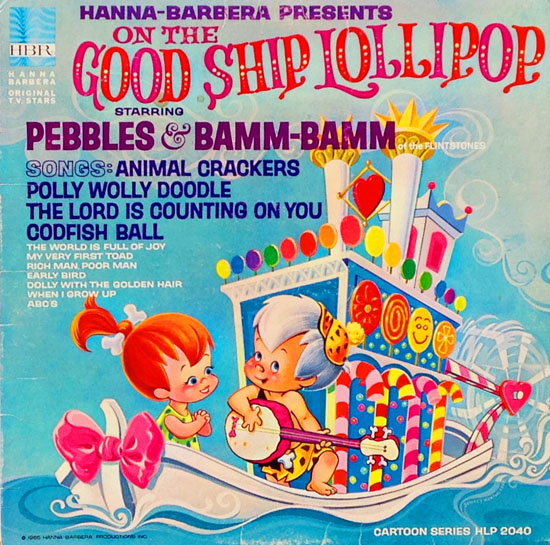 Pebbles-Lollipop