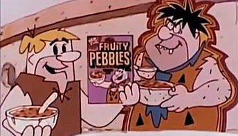 Flintstones Oddball Advertising
