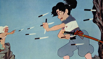 Early Anime Features: 1958-1960
