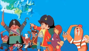"Early Anime Features: ""Animal Treasure Island"" (1971)"