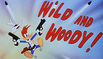 """Wild And Woody"" (1948)"