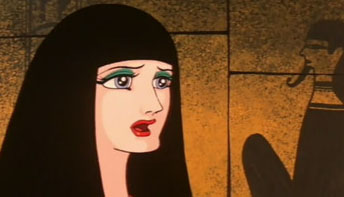"Tezuka's Adult Features: ""Cleopatra"" (1970)"