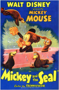 mickey-and-the-seal-poster