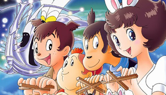 The Tezuka Pro TV Specials #4:  'Bremen 4: Angels in Hell' (1981)