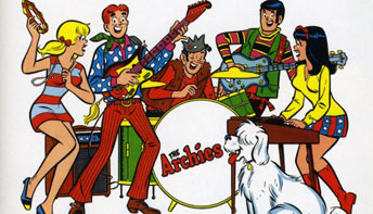 """The Archies"" America on Records"