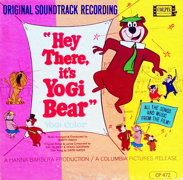 Hanna Barbera S First Movie Soundtrack