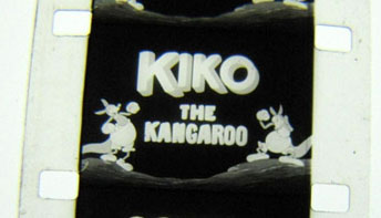 Castle Films and Kiko The Kangaroo