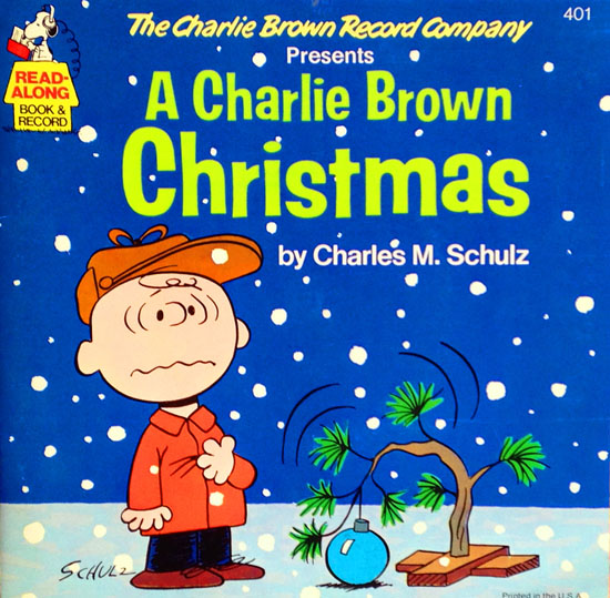 "A Charlie Brown Christmas"" on Vinyl 