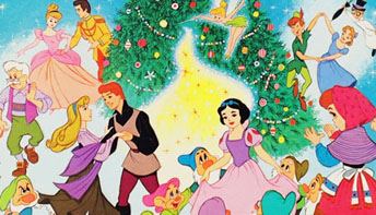 """A Christmas Adventure in Disneyland"" (1959)"