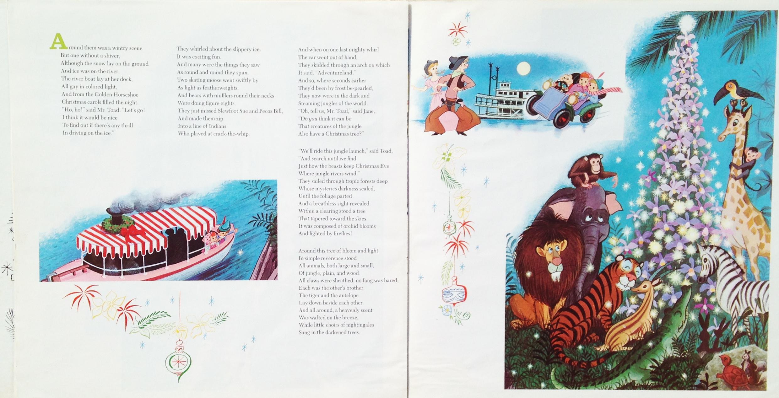 "A Christmas Adventure in Disneyland"" (1959) |"