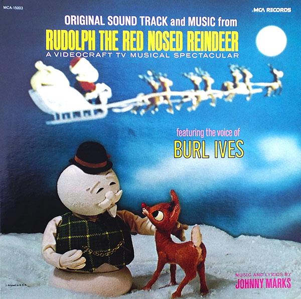 "Rankin/Bass ""Rudolph"" on Records |"