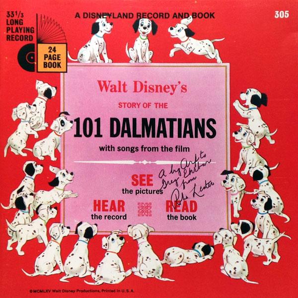 101 DalmatiansLLP305-600