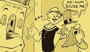 Paramount Sales News #37: Popeye Meets Rip Van Winkle