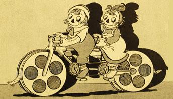 """Paramount Sales News #36: Fleischer's """"Raggedy Ann"""""""