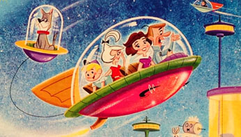 """The Jetsons"" Golden 'New York Cast' Album (1962)"