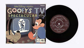 Walt Disney's Goofy – on the Record