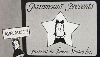 Paramount Sales News #50 – Famous Studios 1944